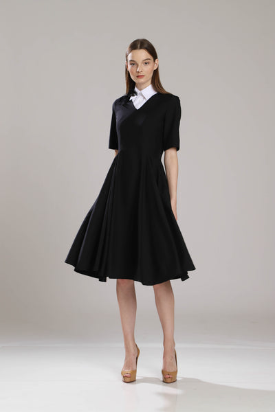 Grotto Wide Dress