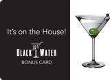 Black Water Lounge Gift Card
