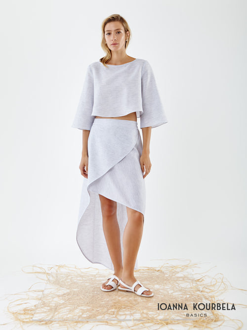 Ioanna Kourbela Fresh Geometries Blouse