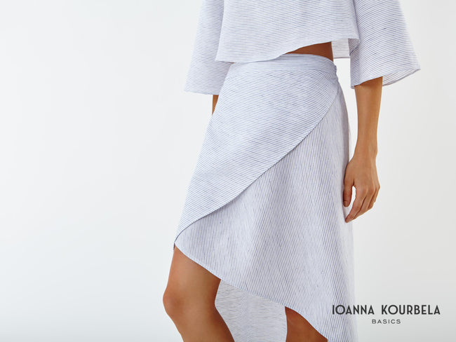 Ioanna Kourbela Fresh Geometries Skirt