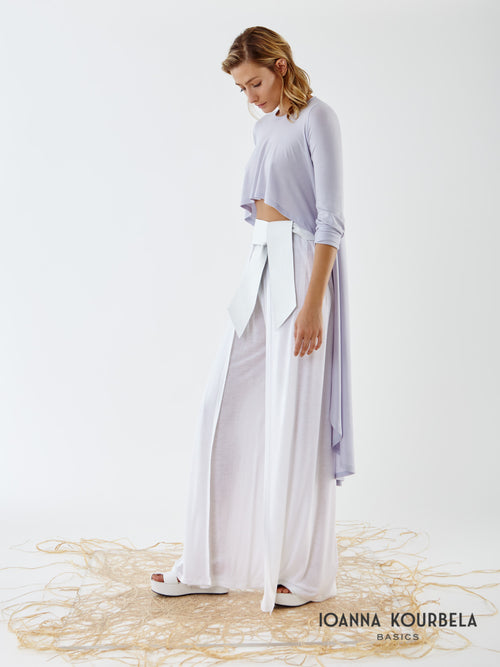 Ioanna Kourbela Unexpected Asymmetrical Top