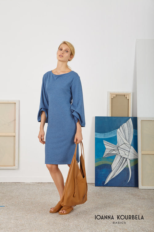 Effortless – Long-Sleeve Dress