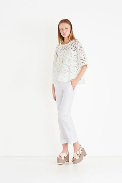 Ottod'Ame Lace Top