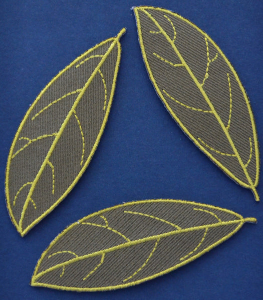 Bay Leaf Patch Set