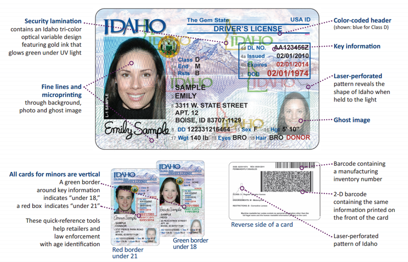 how to spot a fake id image 3