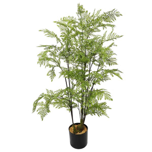 Faux Natural Fern Tree 90cm