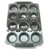 Baccarat Professional non-stick 12 cup muffin tray