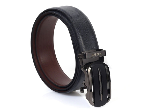 Noah - Buck (Reversible) Men's leather belt