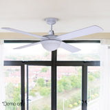 "Devanti 52"" Ceiling Fan - White"