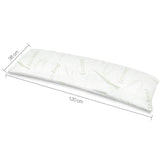 Giselle Bedding Full Body Memory Foam Pillow