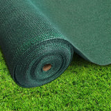 Instahut 70% Sun Shade Cloth Shadecloth Sail Roll Mesh Outdoor 175gsm 1.83x10m Green
