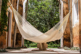 Jumbo Size Cotton Hammock in Cream