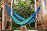 King Size Cotton Hammock in Oceanica
