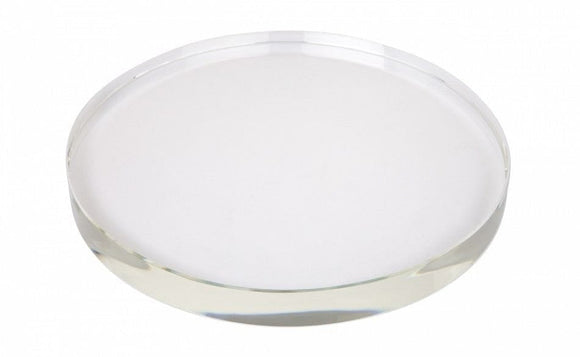 Cafe Lighting Shadow Plate - Round Medium