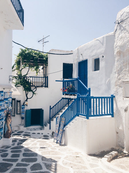PARTÈ Travels // Mykonos, Greece