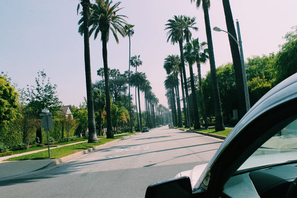 PARTÈ Travels // Beverly Hills, California