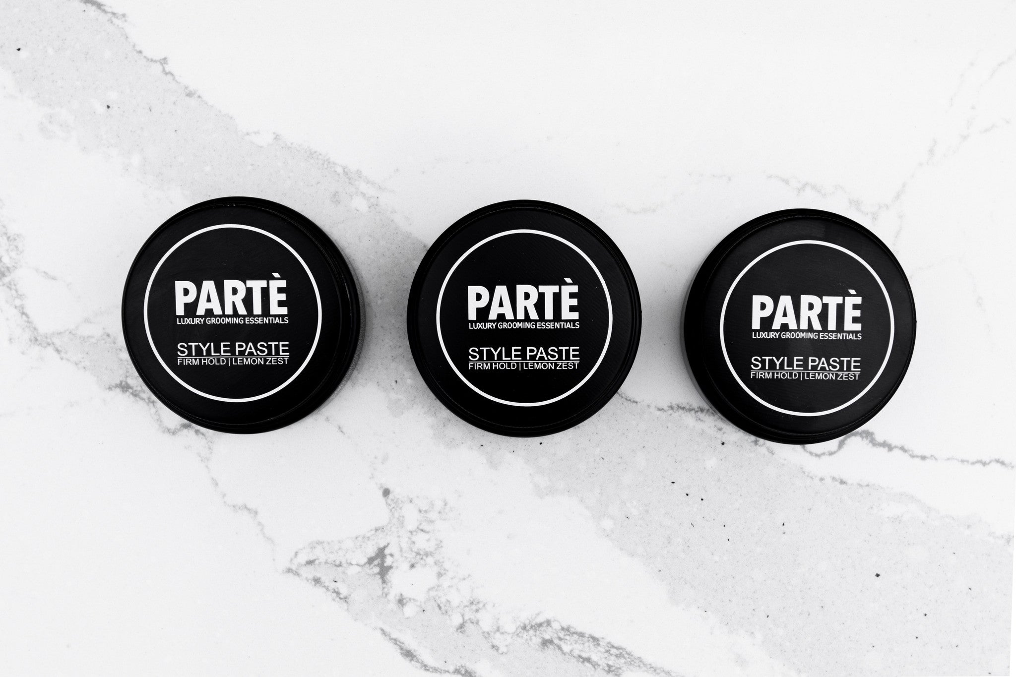 STYLE PASTE by PARTÈ COMPANY Men's Hair Styling Matte Clay Paste + FREE SHIPPING IN THE US