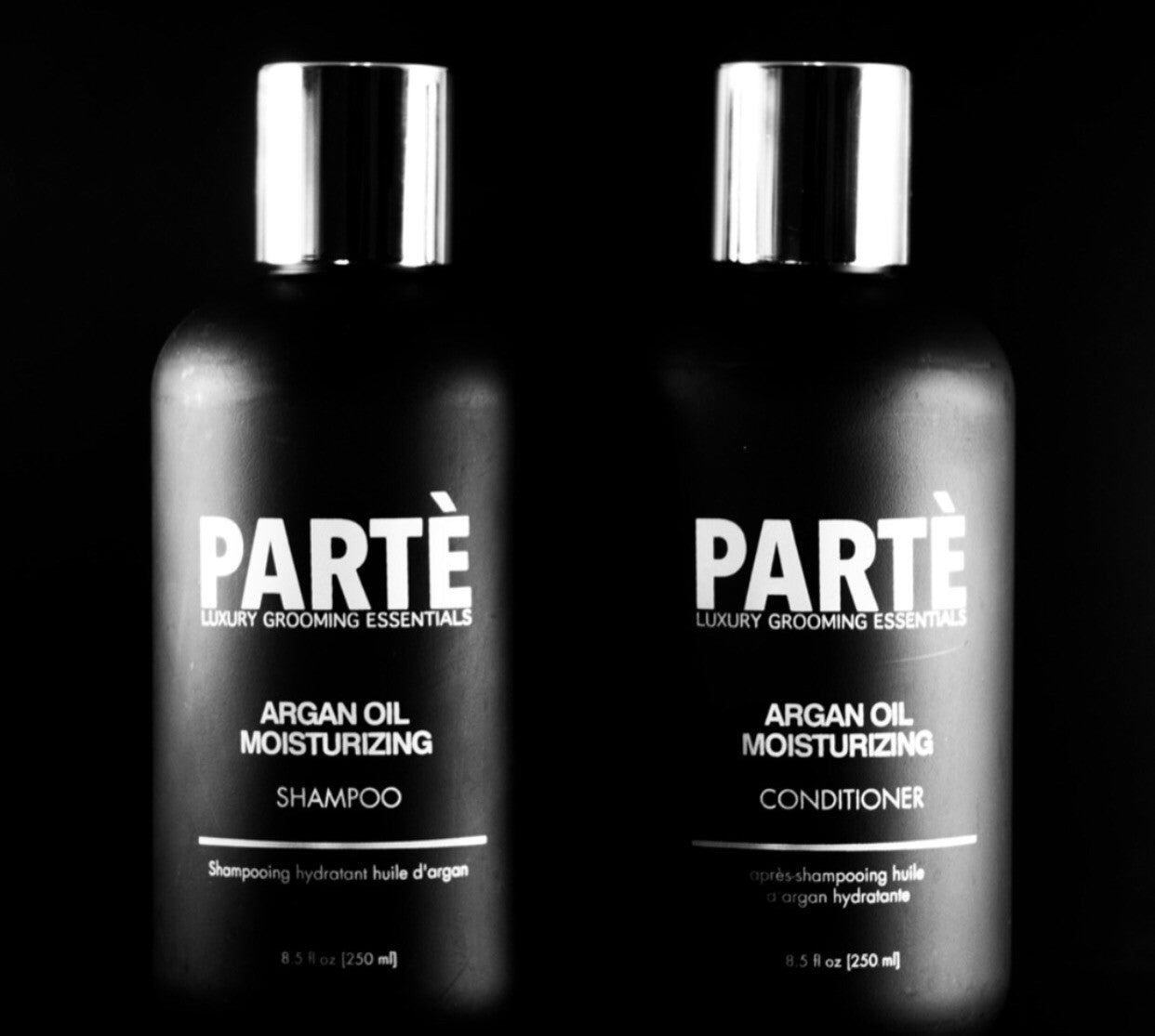 PARTÈ ARGAN OIL SHAMPOO + CONDITIONER | FREE SHIPPING IN THE US