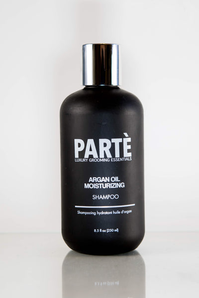 PARTÈ ARGAN OIL MOISTURIZING SHAMPOO + FREE SHIPPING IN THE US