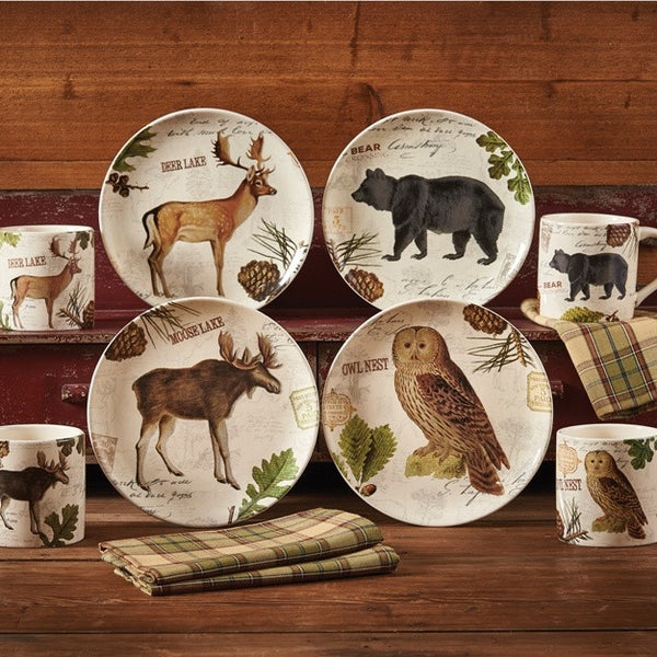 Wildlife Trail Ceramics Collection