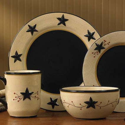 Star Vine Dinnerware Collection