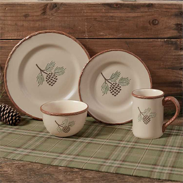 Pinecroft Dinnerware Collection