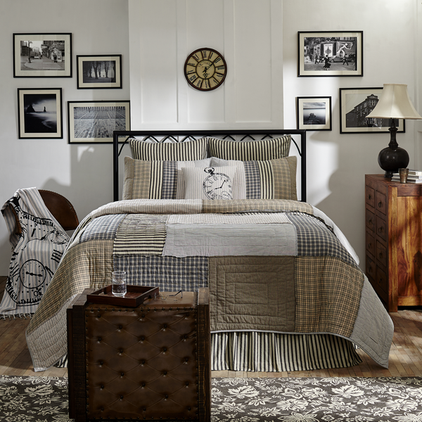 Ashmont Quilted Bedding Collection