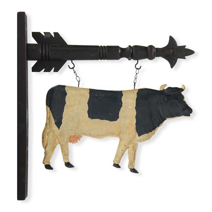 Cow Arrow Replacement Sign