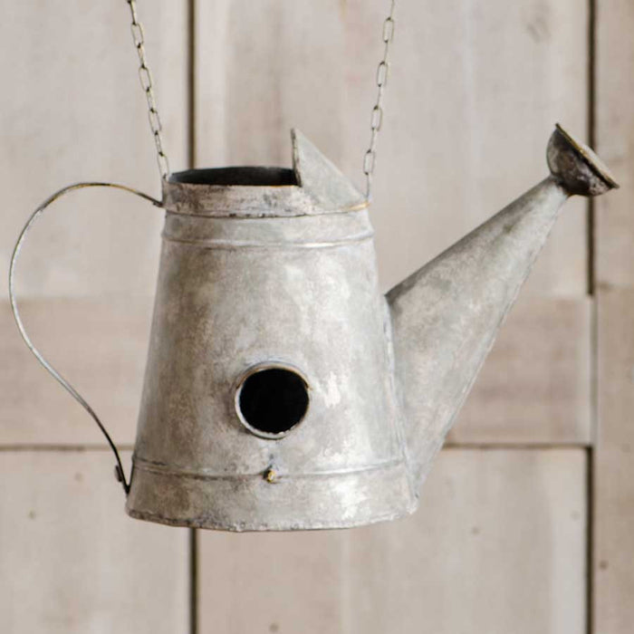 Watering Can Birdhouse Arrow Replacement Sign