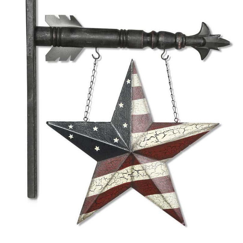 Americana Star Arrow Replacement Sign By K Amp K Interiors