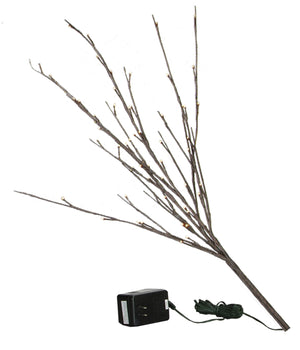 Willow Twig Branch Lights | Country Primitive LIghting