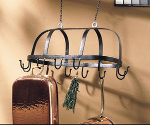 Hanging Pot Rack | Kitchen Country Pot Rack