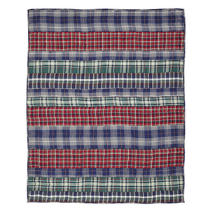 Douglas Quilted Throw by VHC Brands - DL Country Barn