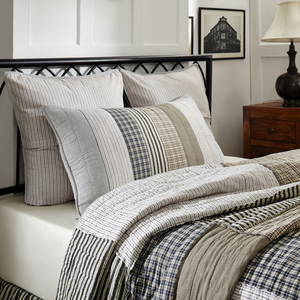 Ashmont Bedding Collection by VHC Brands - DL Country Barn