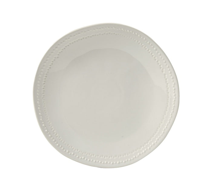 Peyton White Dinner Plate - Set of 8