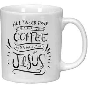 A Little Coffee Mug and Jesus