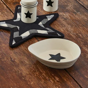 Country Star Spoon Rest by Park Designs - Country Star Dinnerware Collection