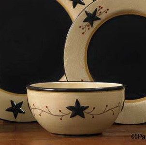 Star Vine Cereal Bowls Dl Country Barn