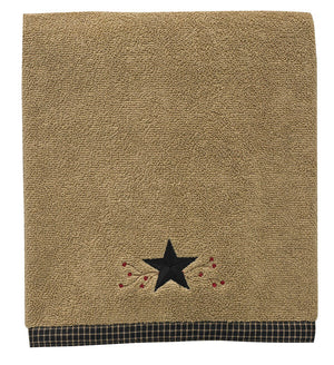 Star Vine Terry Towel