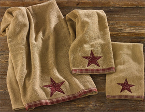 Sturbridge Star Terry Towel