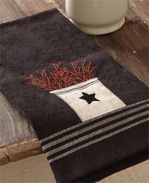 Berry Crock Decorative Dishtowel by Park Designs