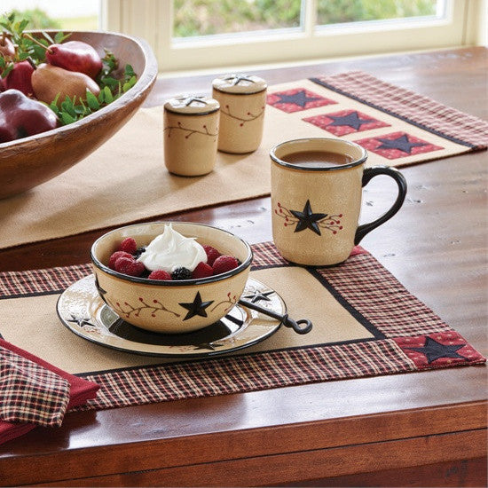 My Country Home Placemats (Set of 6)