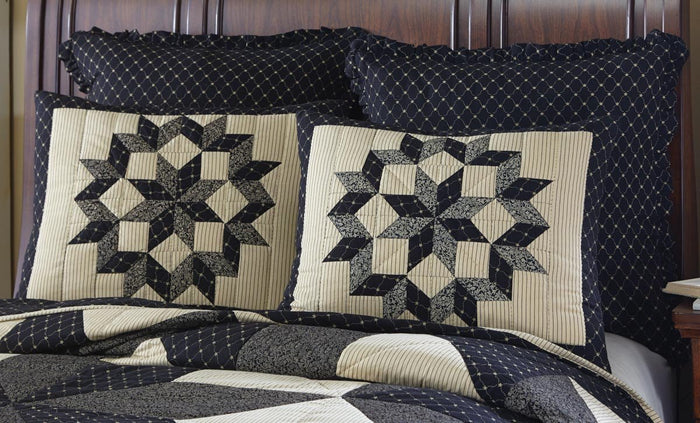 Carrington Pillow Shams (Choose Size)
