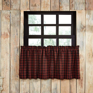 Cumberland Tier Curtains (Choose Size)
