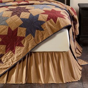 Kindred Star Bed Skirt