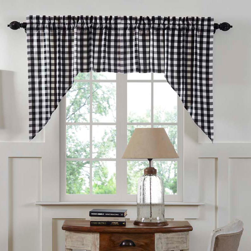 Country Kitchen Curtains & Window Treatments – DL Country Barn