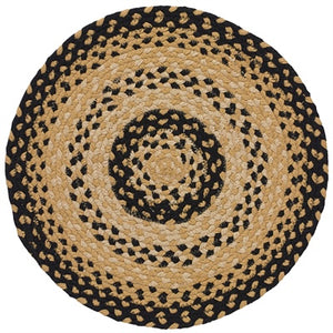 "15"" Cotton Braided Placemat - Cornbread"