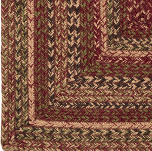 Cider Mill Jute Braided Rug