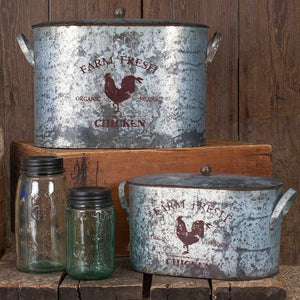 Farm Fresh Bucket Set by CTW - DL Country Barn