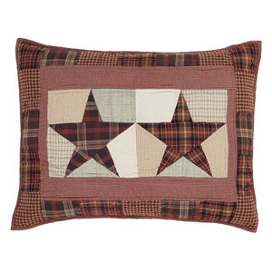 Abilene Star Pillow Sham